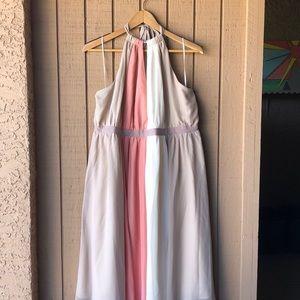 *Plus Size* ModCloth Halter Dress